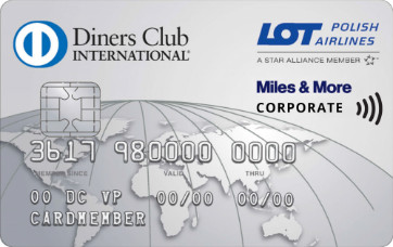 Diners Club LOT Corporate Card
