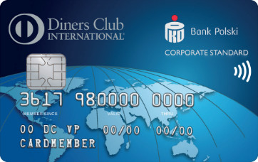 PKO Diners Club Corporate Standard