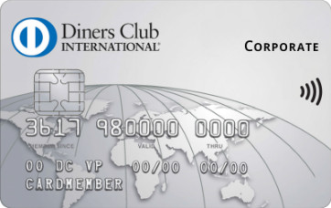 Corporate classic card