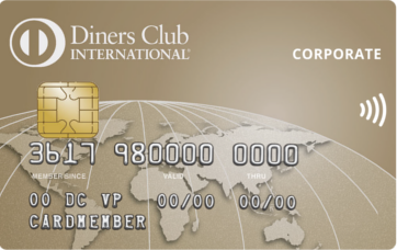 Diners Club TRAVELER corporate